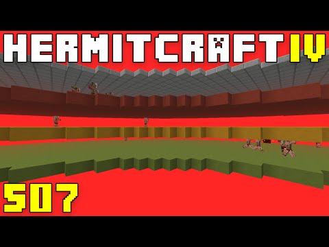 Hermitcraft IV 507 Ultimate Gold & XP Farm