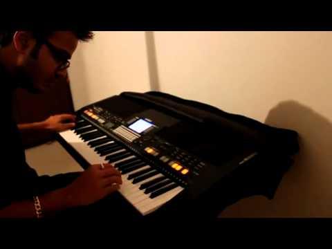 Chitthi Na Koi Sandes by Faizan on paino - YouTube.flv