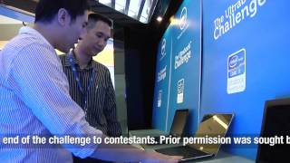 Dell XPS 13 Ultrabook Challenge (Singapore)