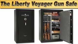 Gun Safe Review-Review of the Liberty Centurion Voyager Gun Safe
