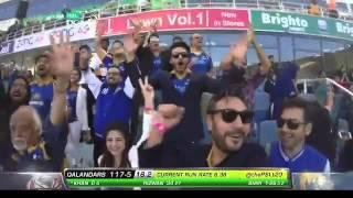 2nd Match HBL PSL T20  Karachi Kings vs Lahore Qalandars Lahore Wickets Highlights