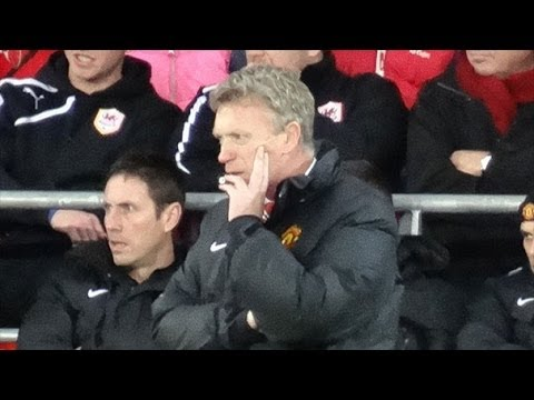David Moyes sacked as manager of Manchester United