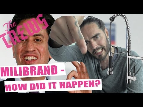 How Did 'Milibrand' Happen? Russell Brand The Trews (E325)