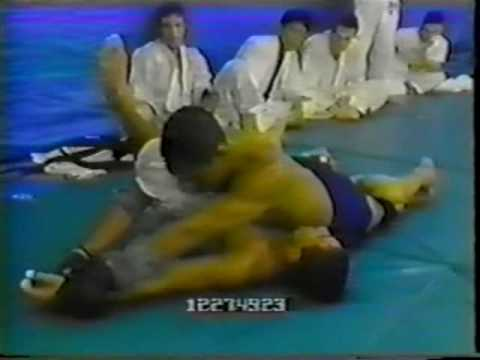 Rickson & Royler Gracie Sparring No-Gi Part 1 of 2 Image 1