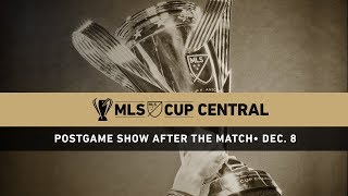 Portland Timbers vs Atlanta United Postgame Show | MLS Cup Central