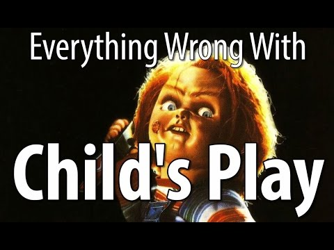 Everything Wrong With Child's Play In 16 Minutes Or Less video
