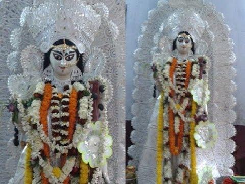 Saraswati Puja (2015) Celebration In Sspm School Near Kolkata video