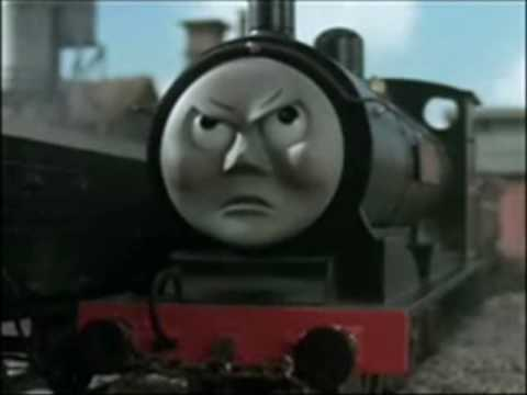 Thomas/The Thin Blue Line Parody Clip 8