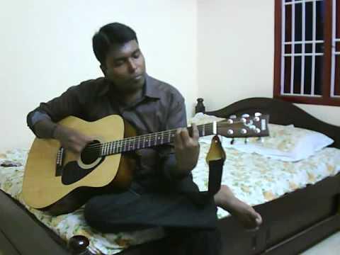 Harris Jayaraj - Vaaranam Aayiram- Mundhinam Parthene Guitars