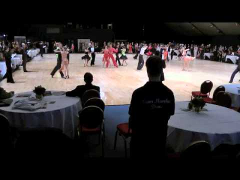 2010 WDC AL World Championship- Disney Cup Junior U16 Latin - Quarter Final