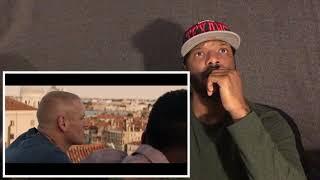 The 15:17 to Paris Official Trailer Reaction