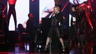 "Madonna - 米The Ellen Showにて""Living for Love""をスタジオライブで披露 映像を公開 thm Music info Clip"