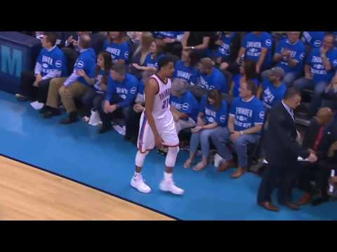 San Antonio Spurs vs Oklahoma City Thunder Game 6 | May 12, 2016 | NBA Playoffs 2016