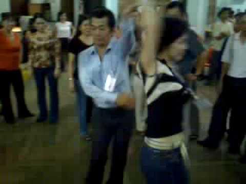 Khieu vu Bebop ( Khong De)
