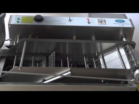 automatic commercial donut machine T-100