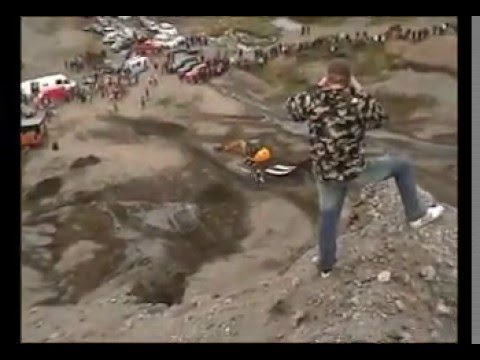motocross in iceland 2004