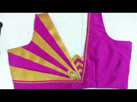 Simple and beautiful blouse designing 2018 || womens fashion blouses