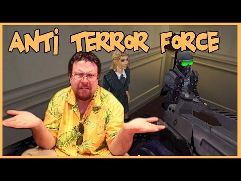 Joueur du Grenier - Anti Terror Force - PC