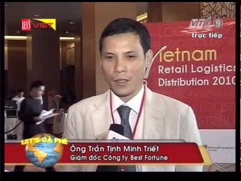 Retail Logistics & Distribution Summit 2010 - VTC9 Coverage