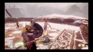 GIVE ME THE GOD OF WAR EXPERIENCE  HARDEST LVL GOD MODE PT13!!  |PS4|