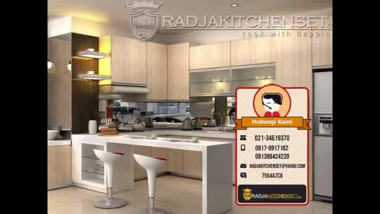 Toko kitchen set depok call 021 34619370 bbm 7554a7c6 for Beli kitchen set jadi