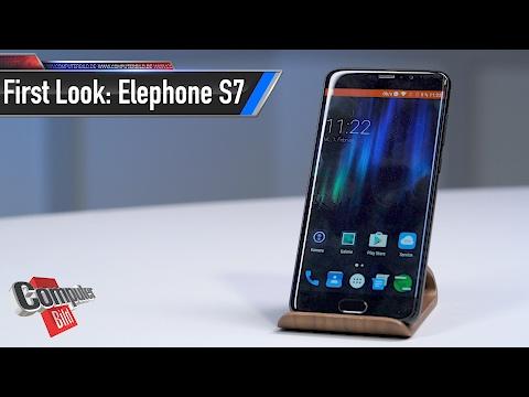 Elephone S7 im First Look: Dreiste Kopie oder clevere Alternative?
