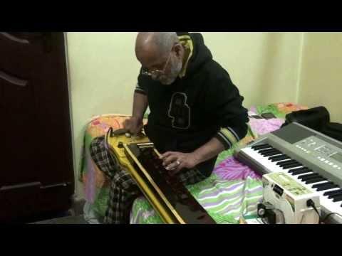Jeet hi lenge baazi hum tum Instrumental Cover by Vinay Kantak...