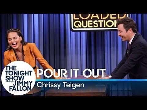 Pour It Out with Chrissy Teigen