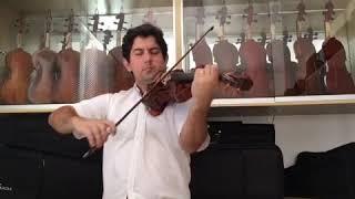 Violino Antigo Japonês-Oliveira Music