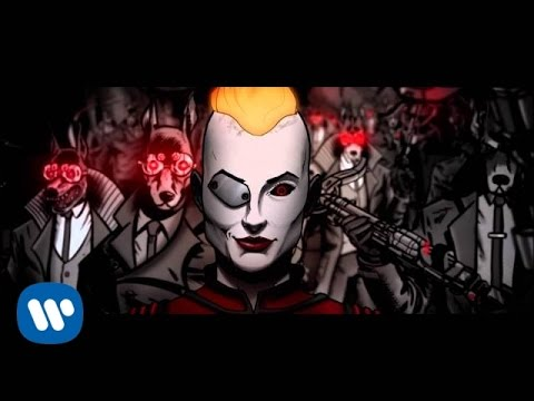 Billy Talent - Runnin' Across The Tracks - Official Video