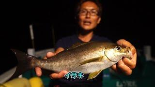 村上晴彦の秋の五目ボート遊び!