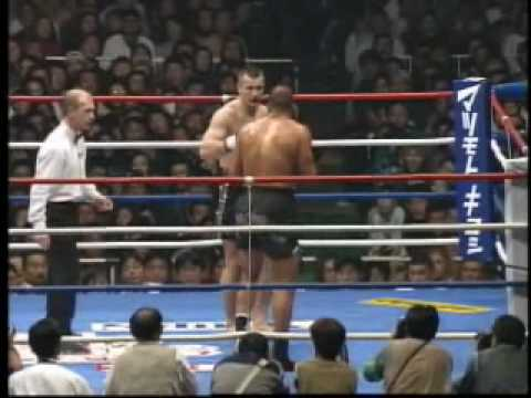 Mirko Filipovic CroCop vs. Sam Greco Video