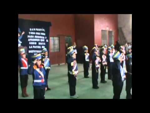 Marcha de San Lorenzo / Alumnos de 2ª grado