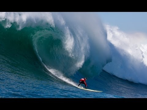 Peaking: A Big Wave Surfer's Perspective - Jamie Sterling - Part (1/6)
