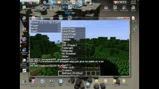 Minecraft 1.2.3 Nodus BEST HACK CLIENT!!!