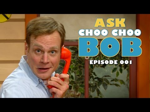 Ask Choo Choo Bob: Episode 1