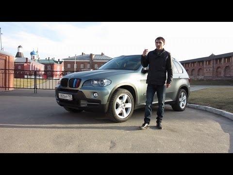 Честный тест драйв BMW X5 E70 3.0