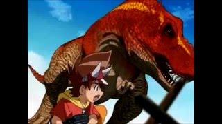 Dinosaur King Episode 1