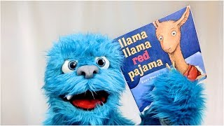 Kazu reads Llama Llama Red Pajama | Children's Stories | Kazu's Corner | Stories for Children