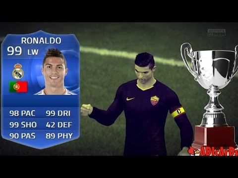 FIFA 15 | TOTY Ronaldo Quest For Division 1 Title #3 |