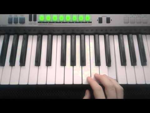 Akcent-Przez Twe Oczy Zielone ~~Jak Grać~~ Keyboard DiscoPool