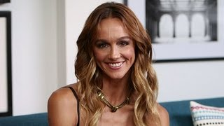 Sharni Vinson Explains Why There's No Screaming in You're Next | POPSUGAR Interview
