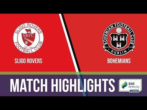GW9: Sligo Rovers 0-2 Bohemians