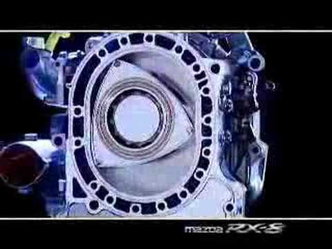motor rotativo mazda rx 8 