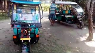 E Rickshaw Toto Sodyco Big Bull Panther Gold