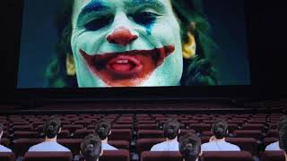 best scene from JOKER (2019) HD