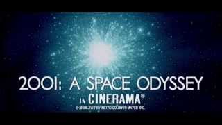 2001: A Space Odyssey (1968) - Trailer A in HD