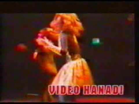 Divya Bharati Concert Clip ( Performance in Dubai ) * VERY RARE Video