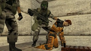 Half-Life: Decay - Cut Death of Gordon Freeman