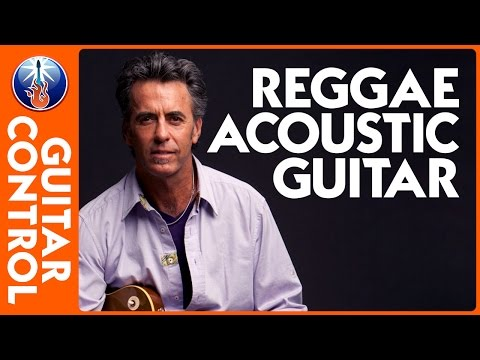 Acoustic Reggae Guitar Lesson - How To Play A Reggae Guitar Rhythm video